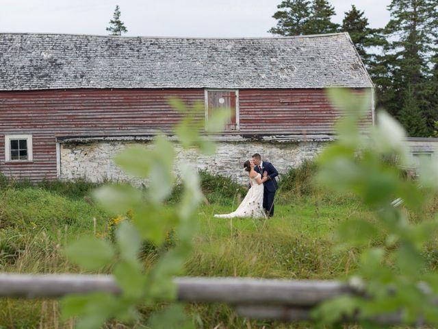 Josh and Samantha's wedding in Brigus, Newfoundland and Labrador 19