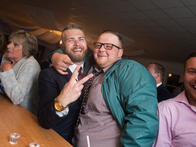 Josh and Samantha's wedding in Brigus, Newfoundland and Labrador 23