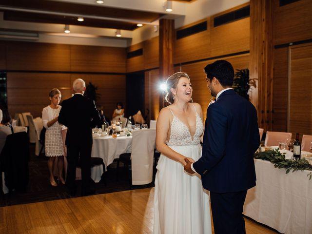 Jason and Jill's wedding in Calgary, Alberta 5
