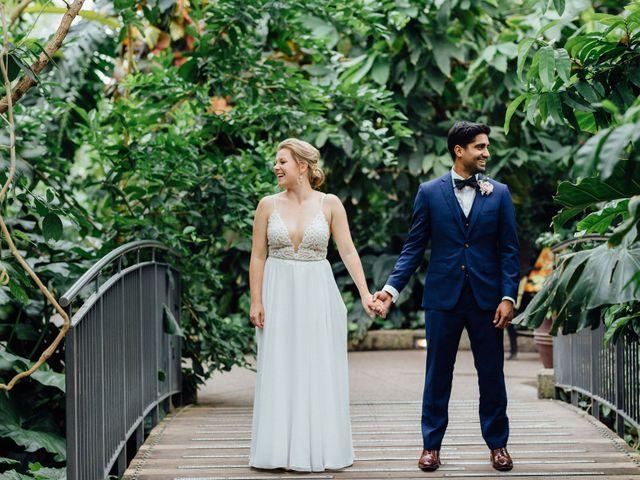 Jason and Jill's wedding in Calgary, Alberta 7