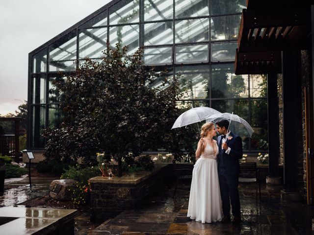 Jason and Jill's wedding in Calgary, Alberta 8