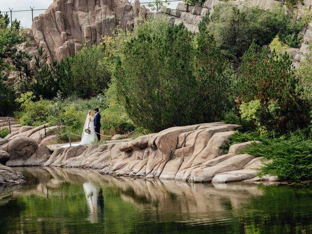 Jason and Jill's wedding in Calgary, Alberta 1