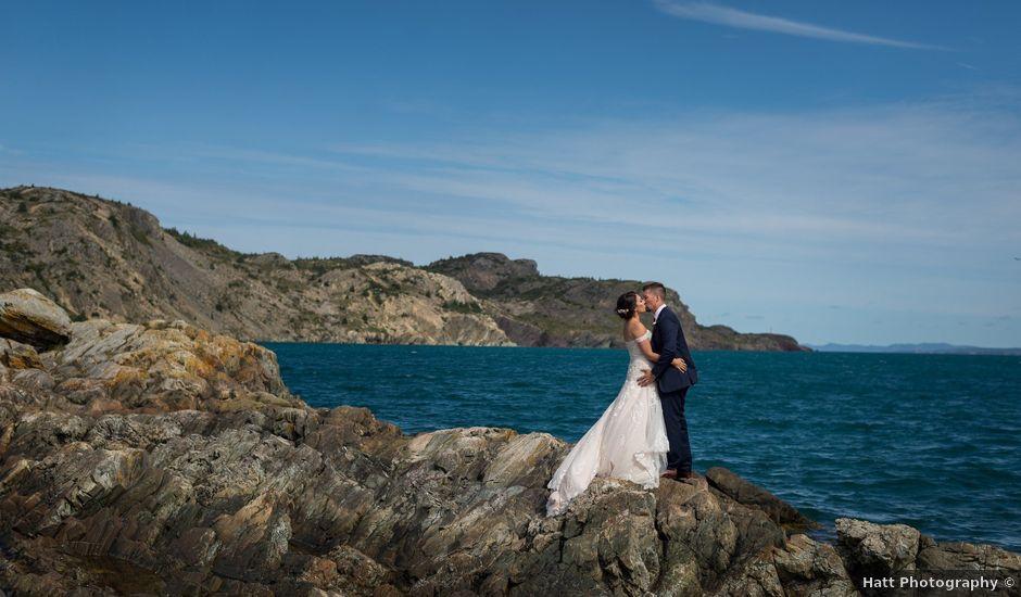 Josh and Samantha's wedding in Brigus, Newfoundland and Labrador