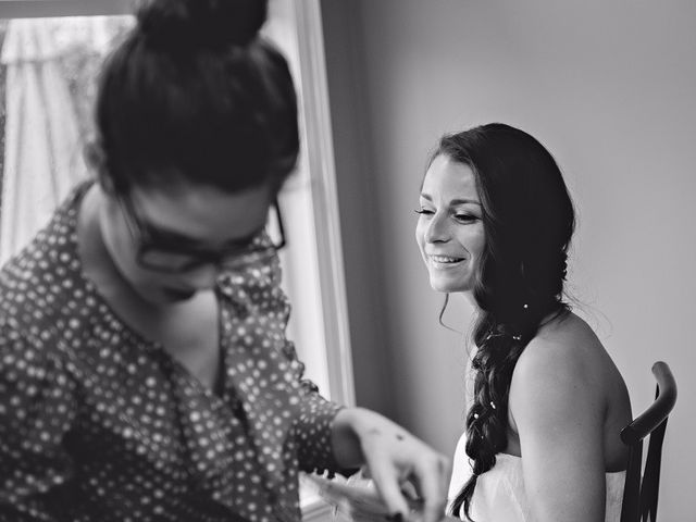 Christopher and Roxanne's wedding in Rigaud, Quebec 7