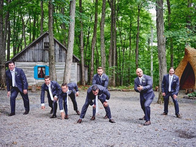 Christopher and Roxanne's wedding in Rigaud, Quebec 21