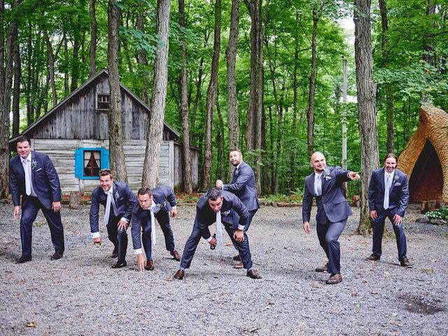 Christopher and Roxanne's wedding in Rigaud, Quebec 22