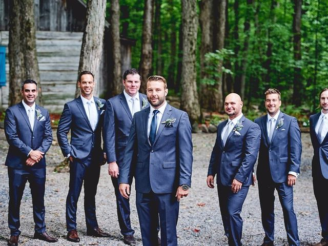 Christopher and Roxanne's wedding in Rigaud, Quebec 23