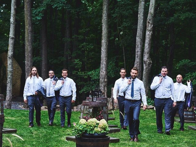 Christopher and Roxanne's wedding in Rigaud, Quebec 24