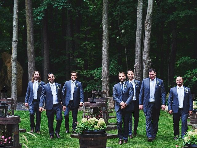 Christopher and Roxanne's wedding in Rigaud, Quebec 25