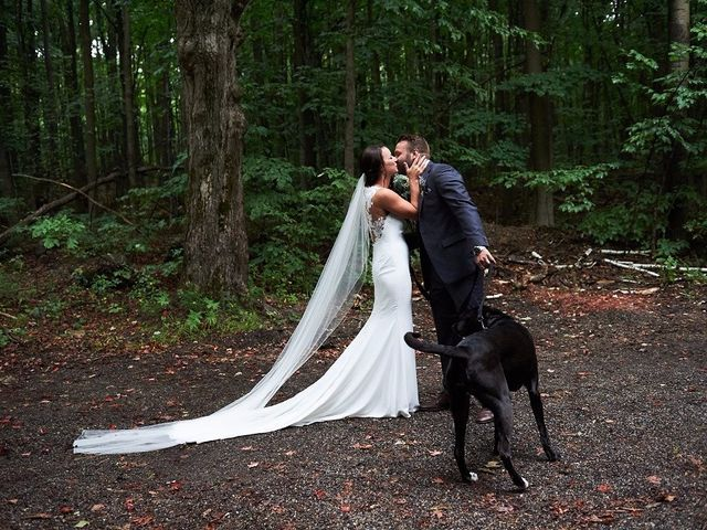 Christopher and Roxanne's wedding in Rigaud, Quebec 33