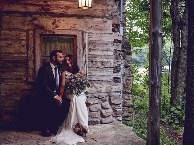 Christopher and Roxanne's wedding in Rigaud, Quebec 38
