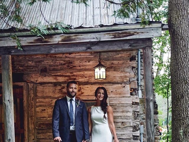 Christopher and Roxanne's wedding in Rigaud, Quebec 40