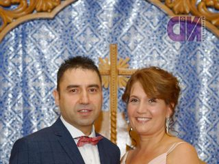 The wedding of Mihaela and Jean 1
