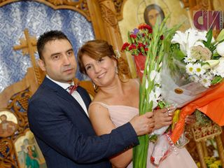 The wedding of Mihaela and Jean