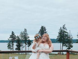 The wedding of Julianna  and Gary  1