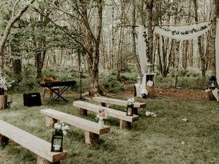 The wedding of Alyssa and Glenn 2