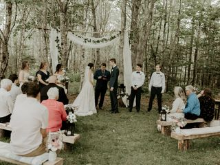 The wedding of Alyssa and Glenn