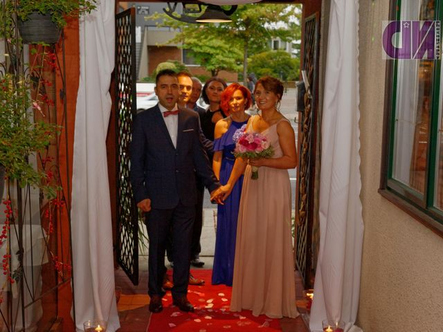 Jean and Mihaela's wedding in Vancouver, British Columbia 2