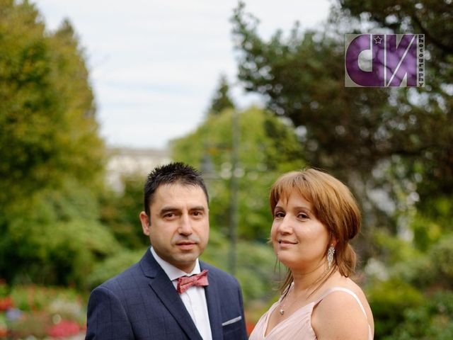 Jean and Mihaela's wedding in Vancouver, British Columbia 5