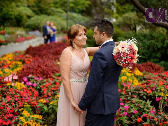 Jean and Mihaela's wedding in Vancouver, British Columbia 1
