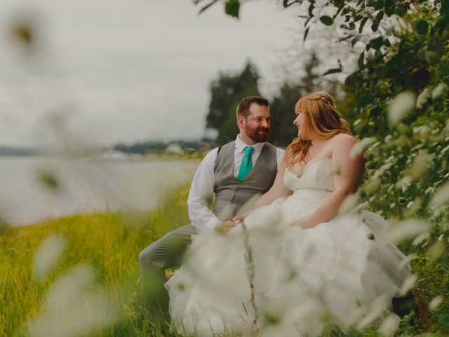 The wedding of Julianna  and Gary