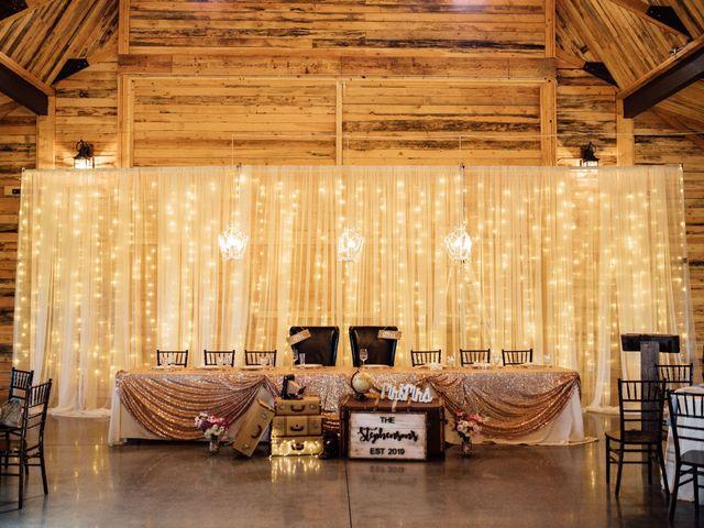 Kyle and Kelsie's wedding in Olds, Alberta 16