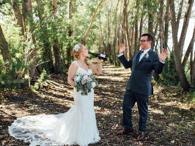Kyle and Kelsie's wedding in Olds, Alberta 17