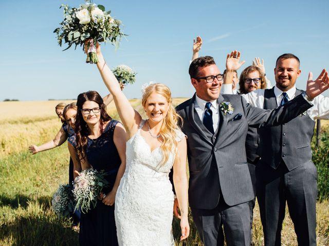 Kyle and Kelsie's wedding in Olds, Alberta 23