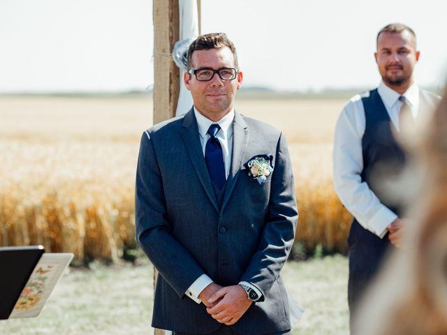 Kyle and Kelsie's wedding in Olds, Alberta 25