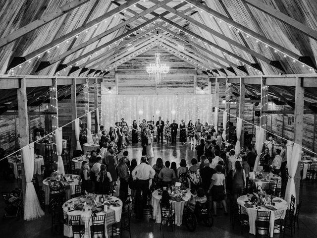 Kyle and Kelsie's wedding in Olds, Alberta 34
