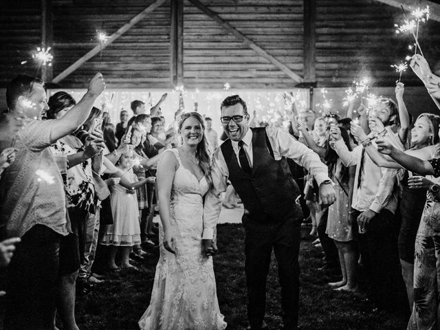 Kyle and Kelsie's wedding in Olds, Alberta 36