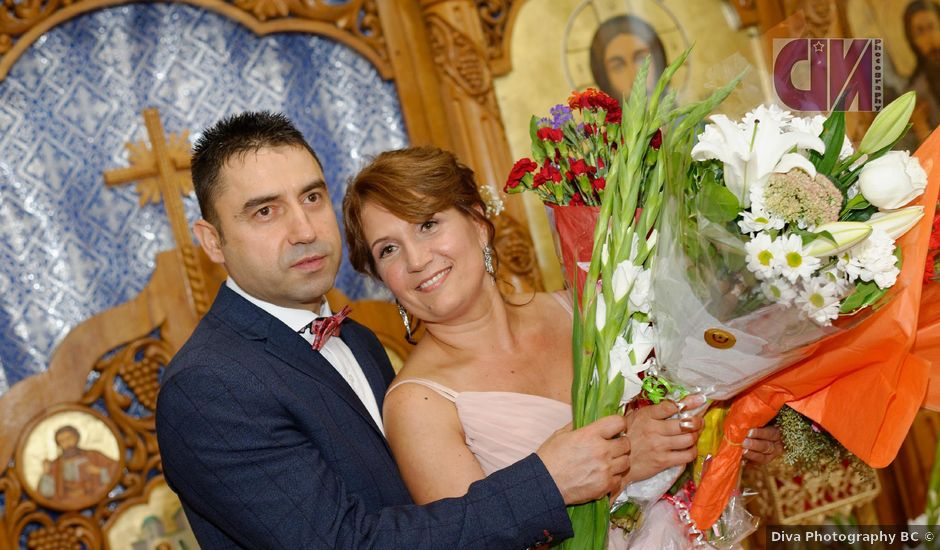 Jean and Mihaela's wedding in Vancouver, British Columbia