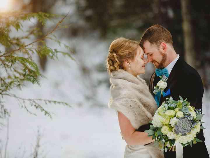 The wedding of Jenn and Winston