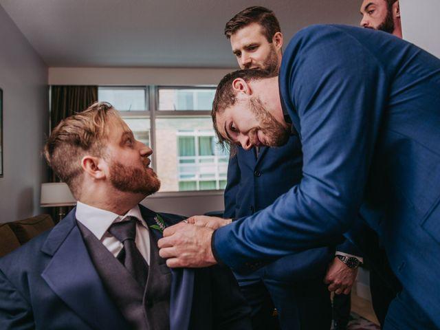 Teleza and Bert's wedding in Vancouver Island, British Columbia 8