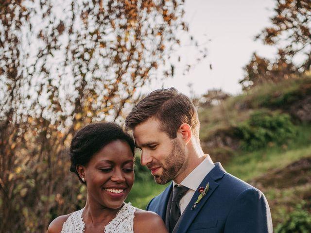 Teleza and Bert's wedding in Vancouver Island, British Columbia 43