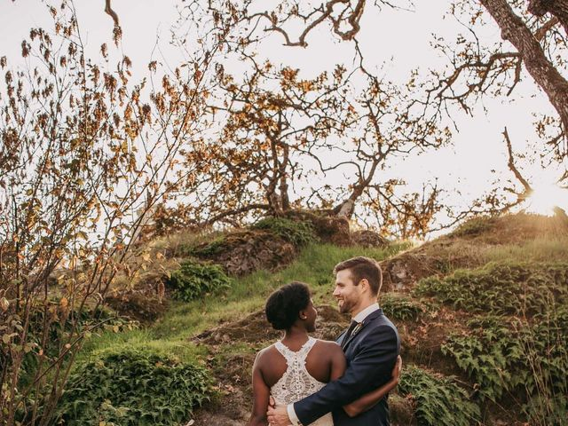 Teleza and Bert's wedding in Vancouver Island, British Columbia 44