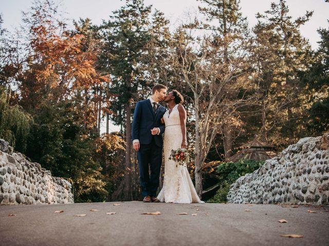 Teleza and Bert's wedding in Vancouver Island, British Columbia 49