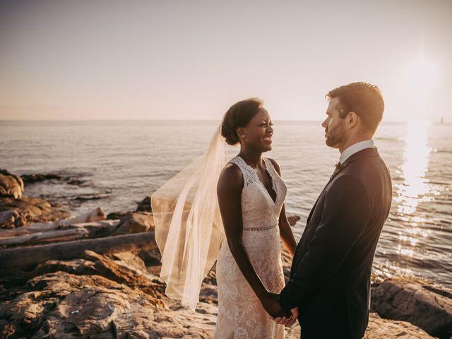 Teleza and Bert's wedding in Vancouver Island, British Columbia 59