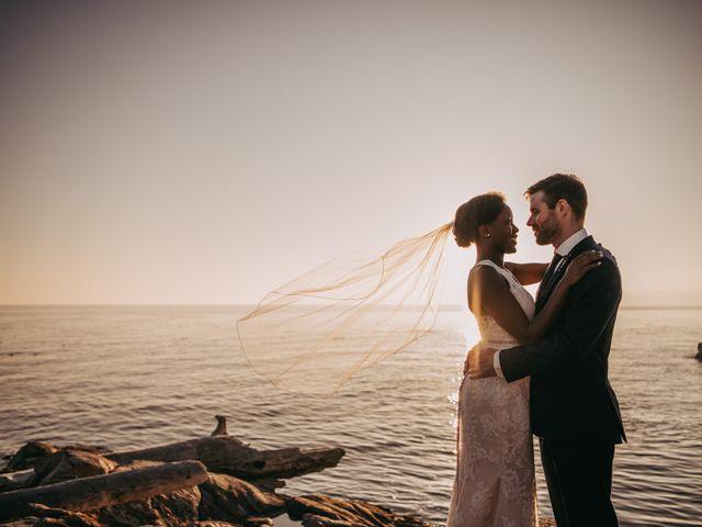 Teleza and Bert's wedding in Vancouver Island, British Columbia 60