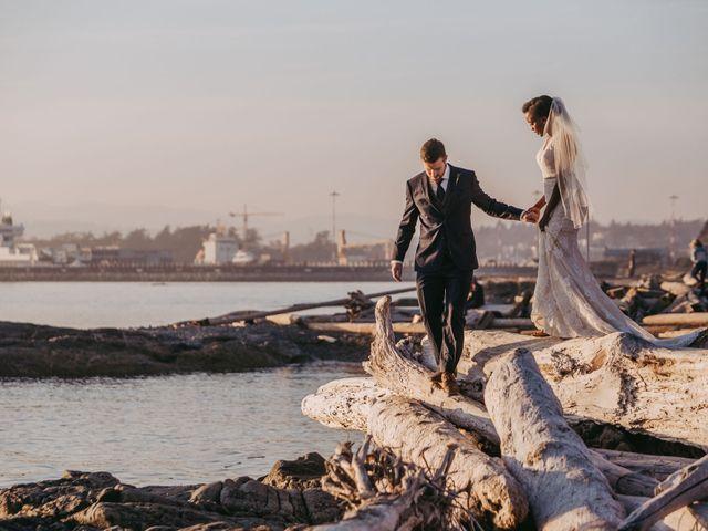 Teleza and Bert's wedding in Vancouver Island, British Columbia 62