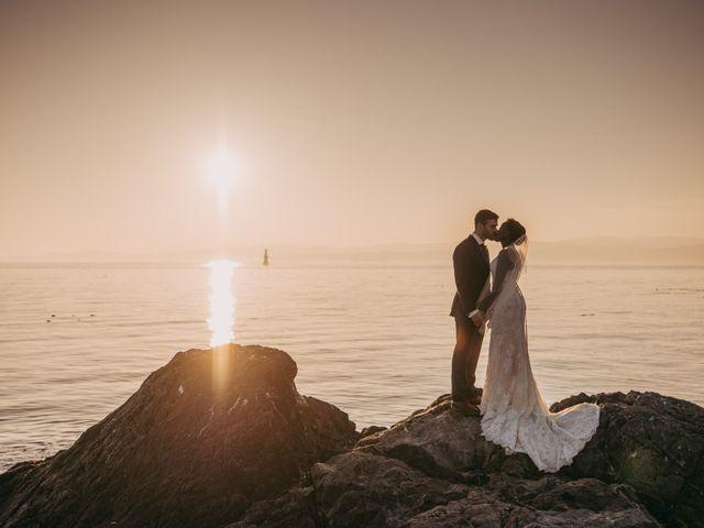 Teleza and Bert's wedding in Vancouver Island, British Columbia 66