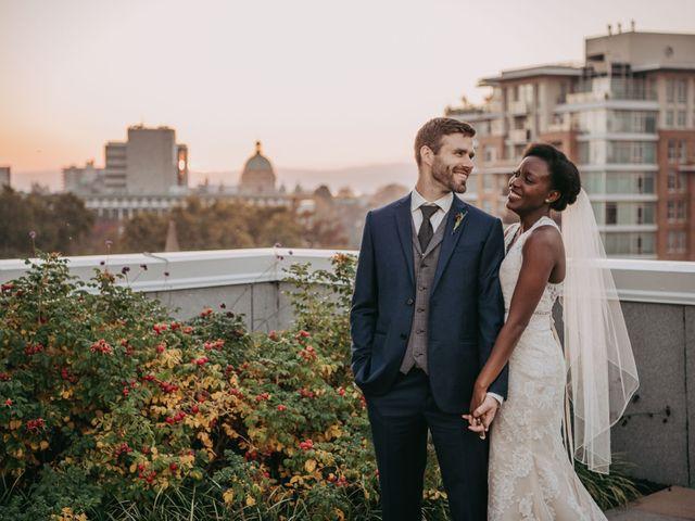 Teleza and Bert's wedding in Vancouver Island, British Columbia 69