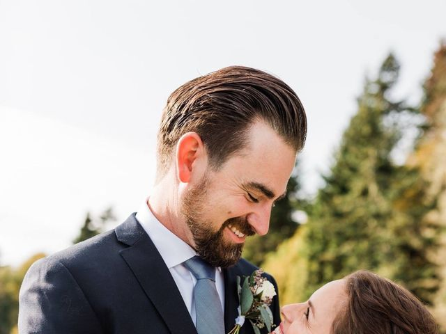 Matt and Allie's wedding in Sooke, British Columbia 3