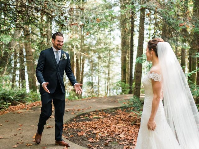Matt and Allie's wedding in Sooke, British Columbia 5