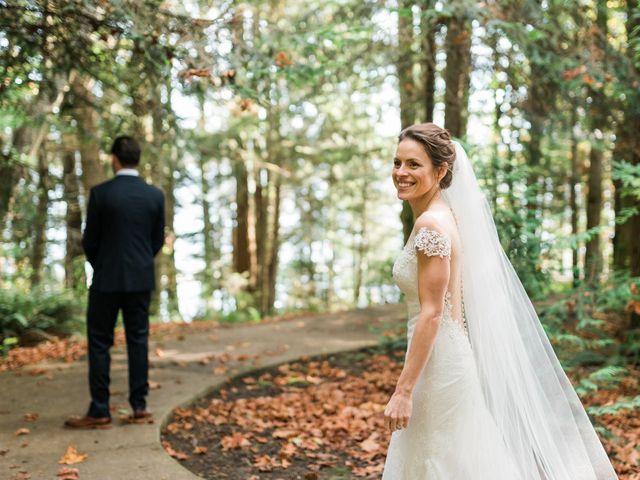 Matt and Allie's wedding in Sooke, British Columbia 1