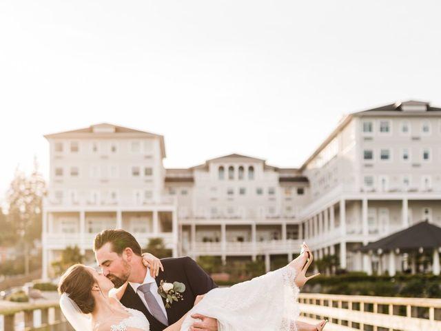 Matt and Allie's wedding in Sooke, British Columbia 2