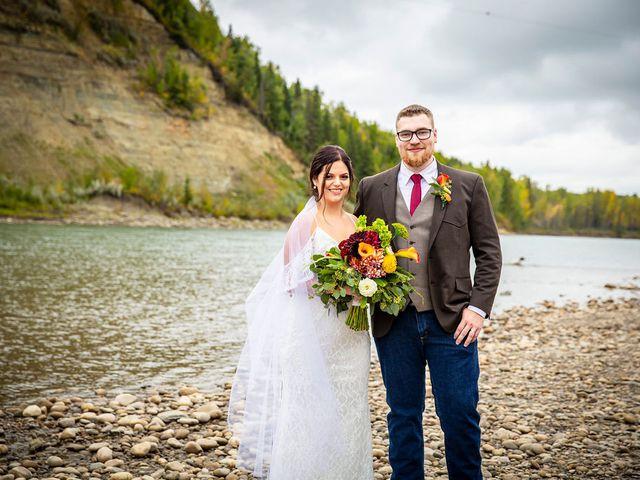 The wedding of Kaytlyn and Braydon