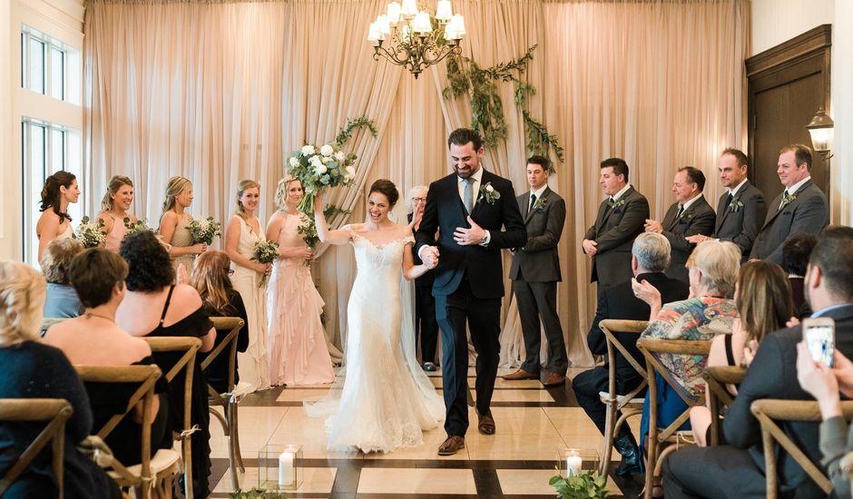 Matt and Allie's wedding in Sooke, British Columbia