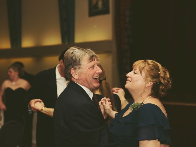 Ted  and Marlena 's wedding in Vancouver, British Columbia 38