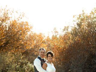 The wedding of Kyla and Jonathan 1